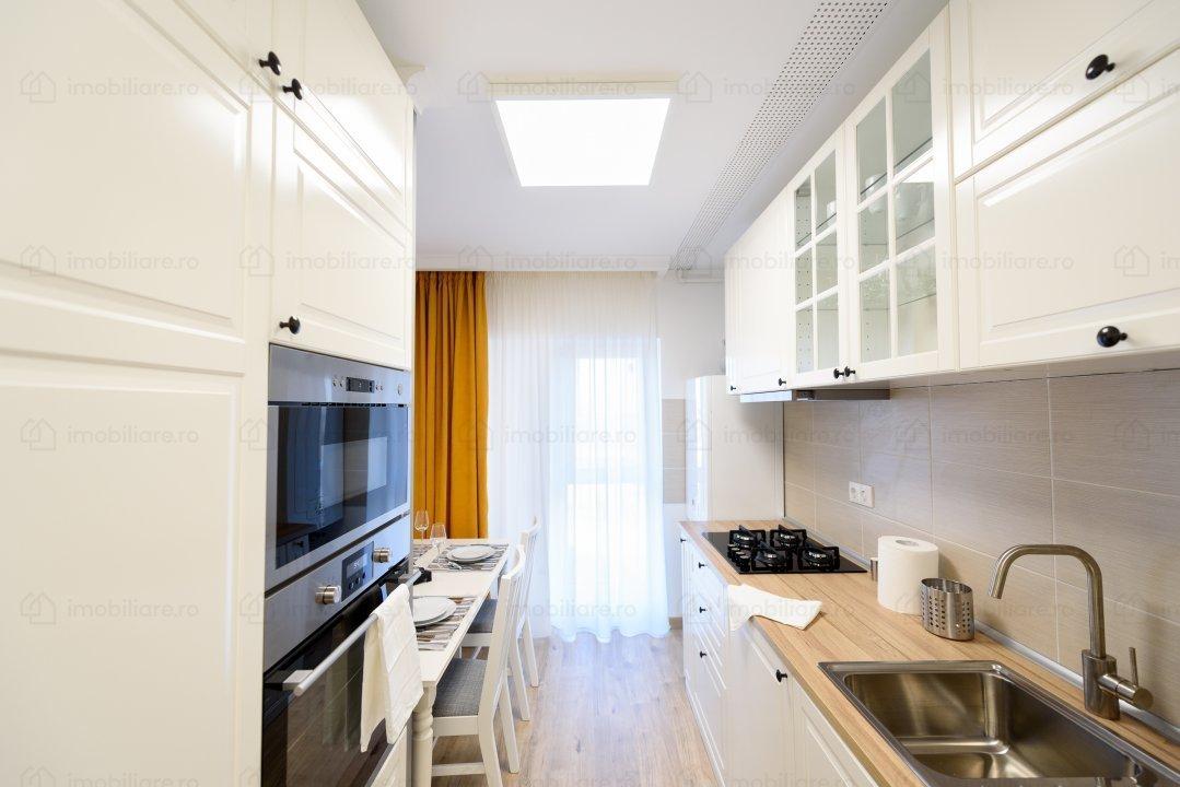 apartament | 2 camere | barbu vacarescu | Parcare supraterana