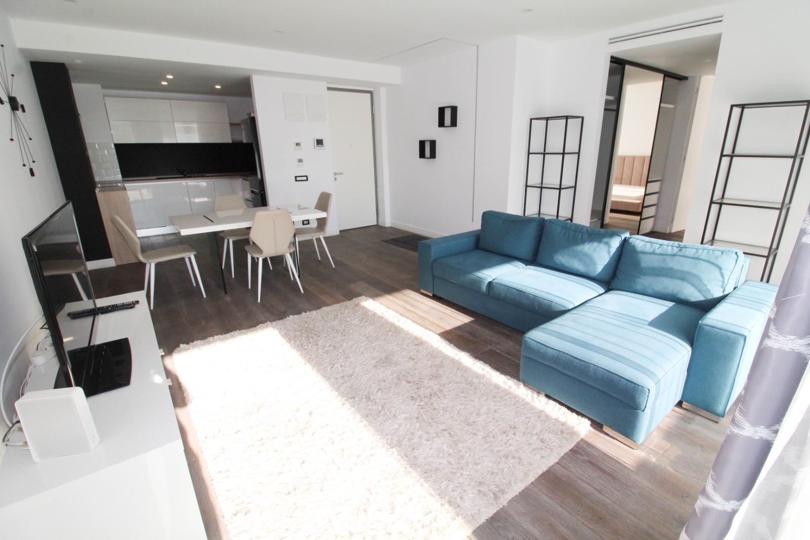 Apartament | 2 camere | Herastrau | Cortina