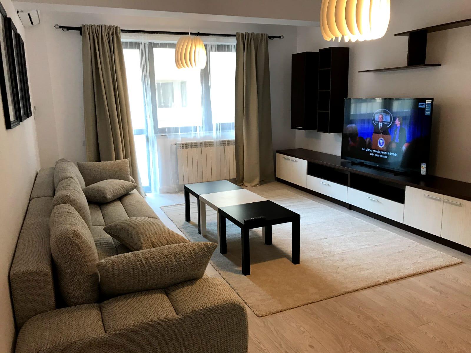 Apartament | 2 camere | Aviatiei | Metropolitan Residence
