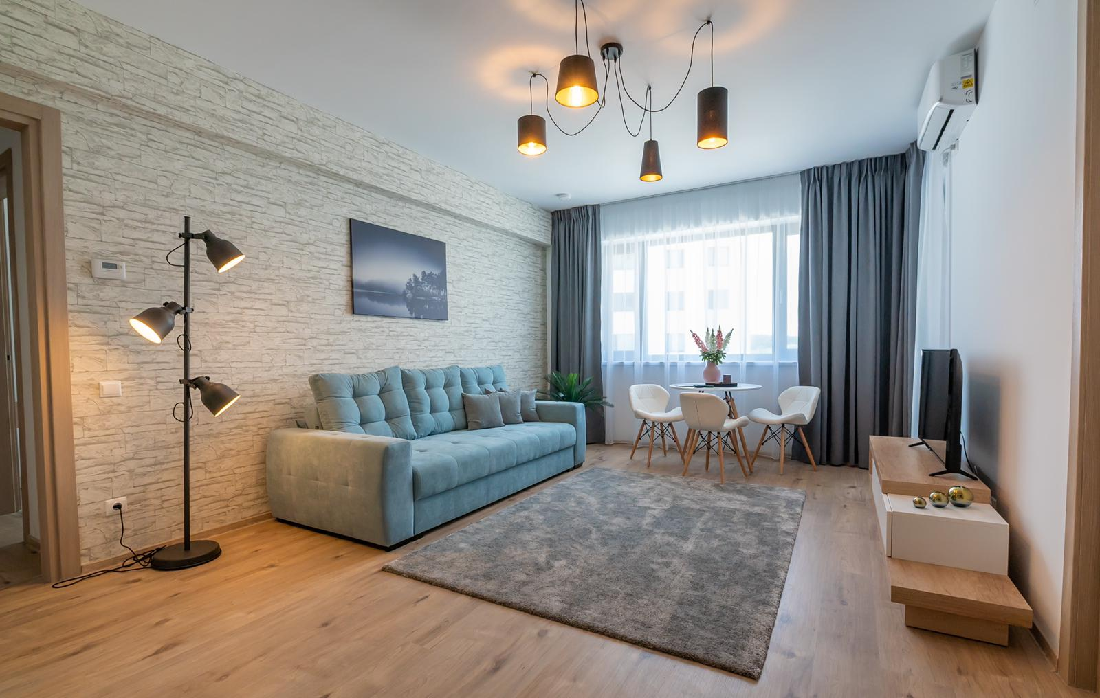 apartament   3 camere   baneasa   LUX   NOU