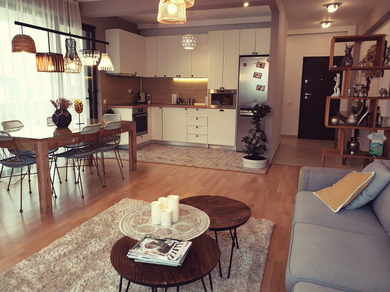 apartament   4 camere   pipera   Nou Modern