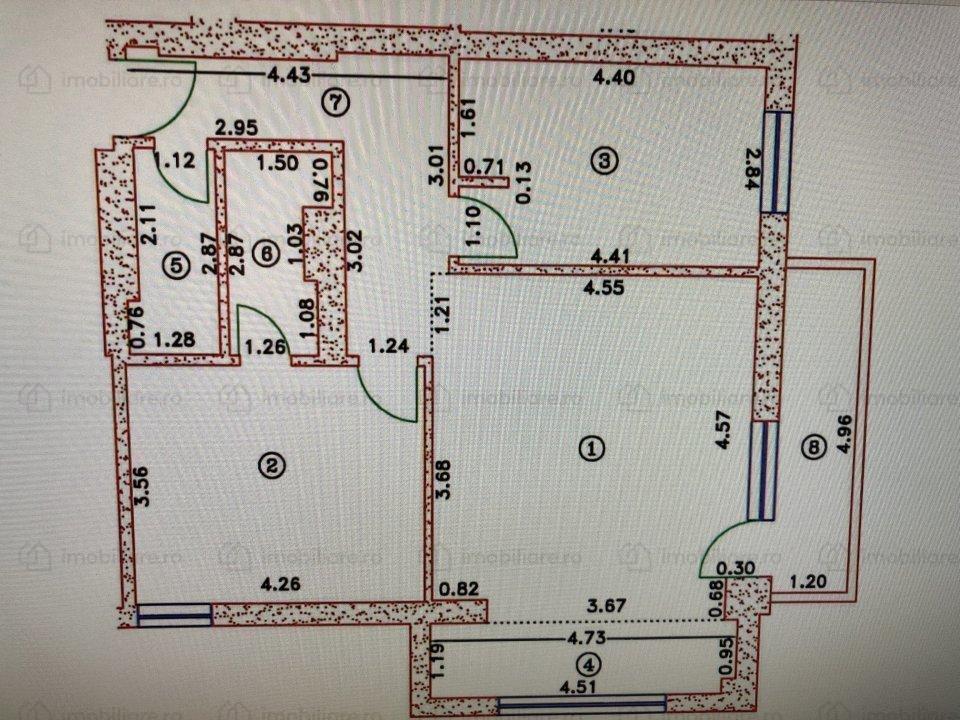 Apartament | 3 camere | Pipera | 4City
